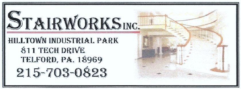 Stairworks Logo
