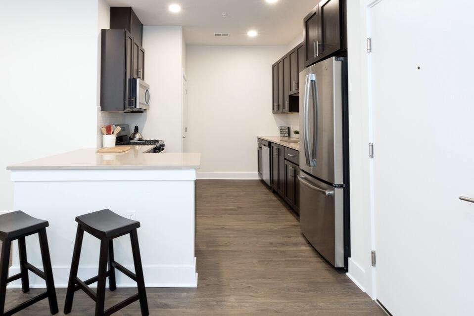 1-Bedroom Kitchen 2
