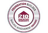 2-10 Foundation Builder Award