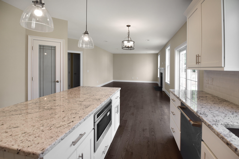 2222 Westfield Avenue Scotch Plains NJ New Home Kitchen & Family Room