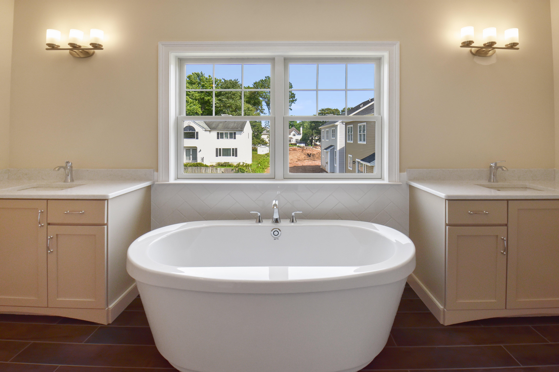 2222 Westfield Avenue Scotch Plains NJ New Home Master Bathroom