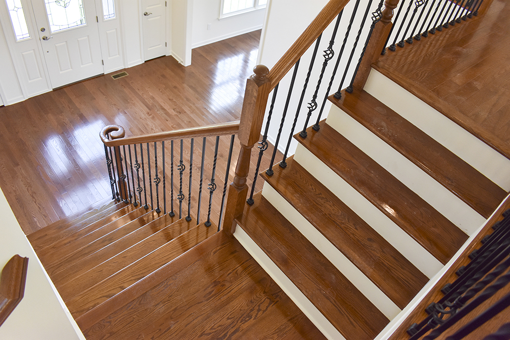 23 Galligen Drive Staircase Country Classics at Hillsborough