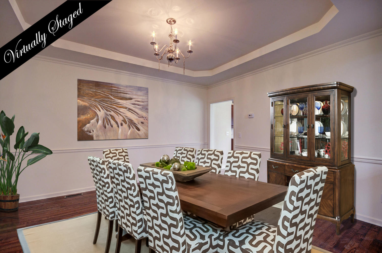 Arlington Home Dining Room