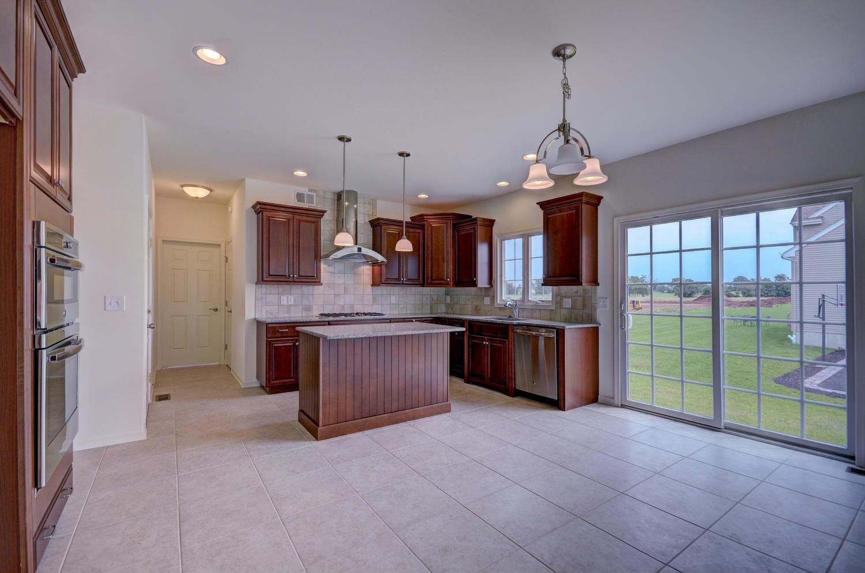 Arlington Home Kitchen Breakfast Area