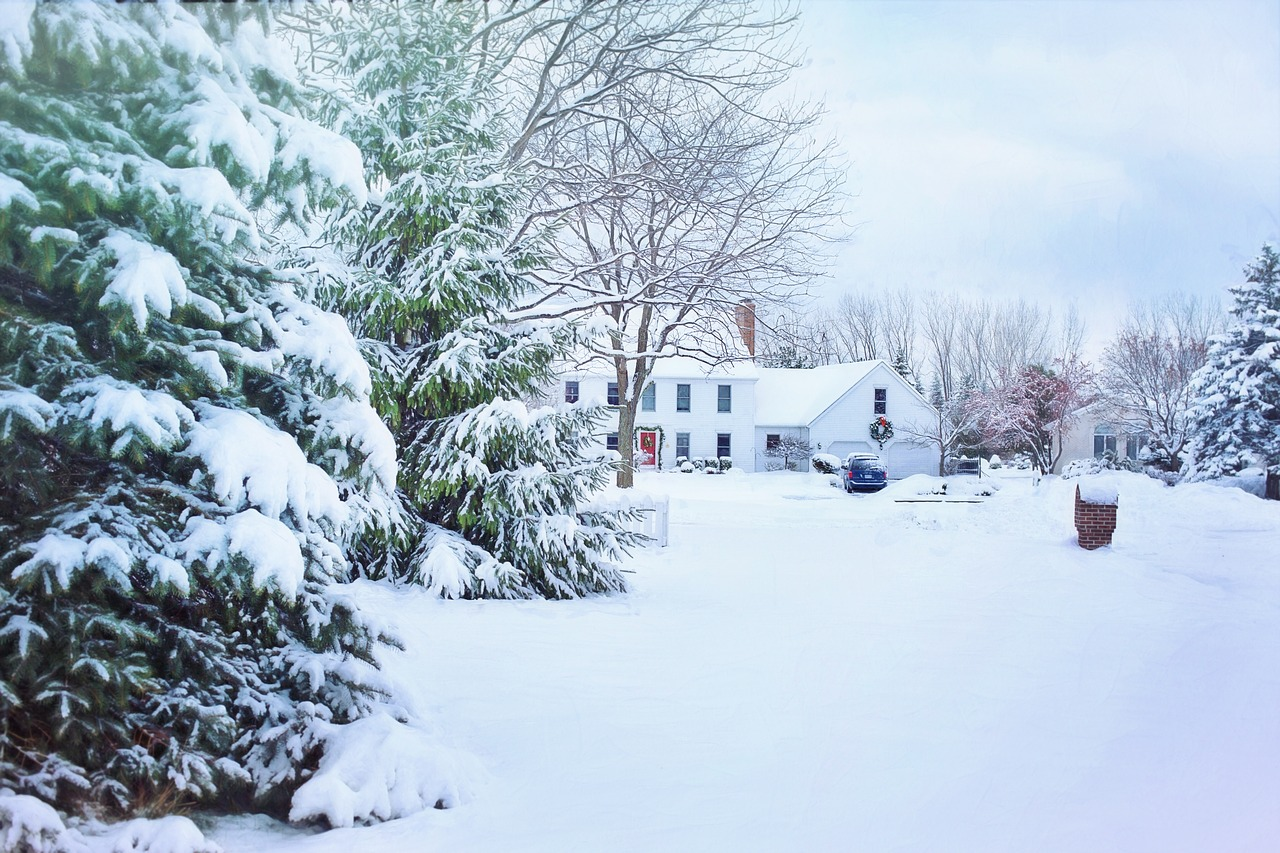 4 Tips for Buying a Home in Winter