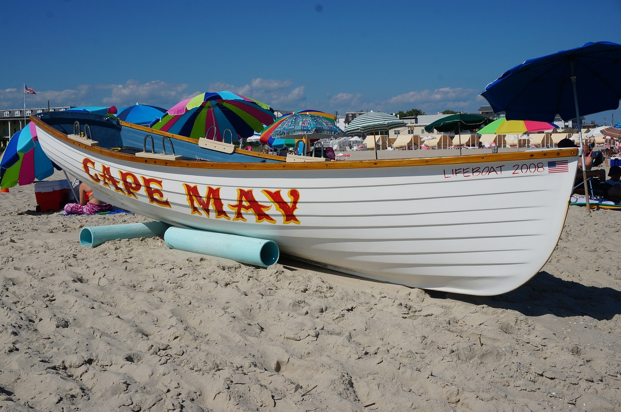 Best Beaches to Visit in New Jersey