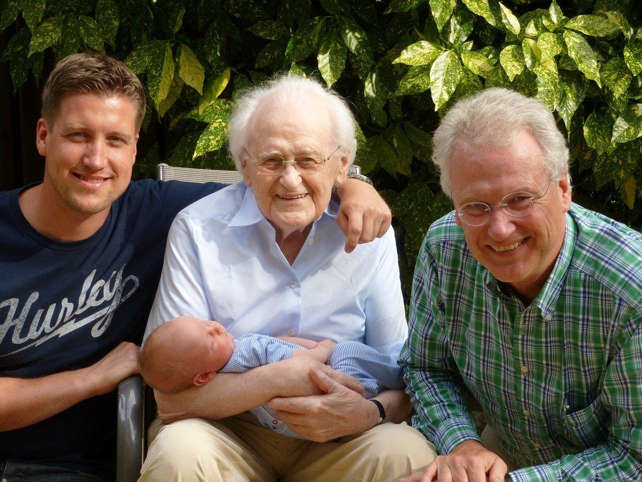 Multi-Generational Homes – Why a Larger Home May Make Sense