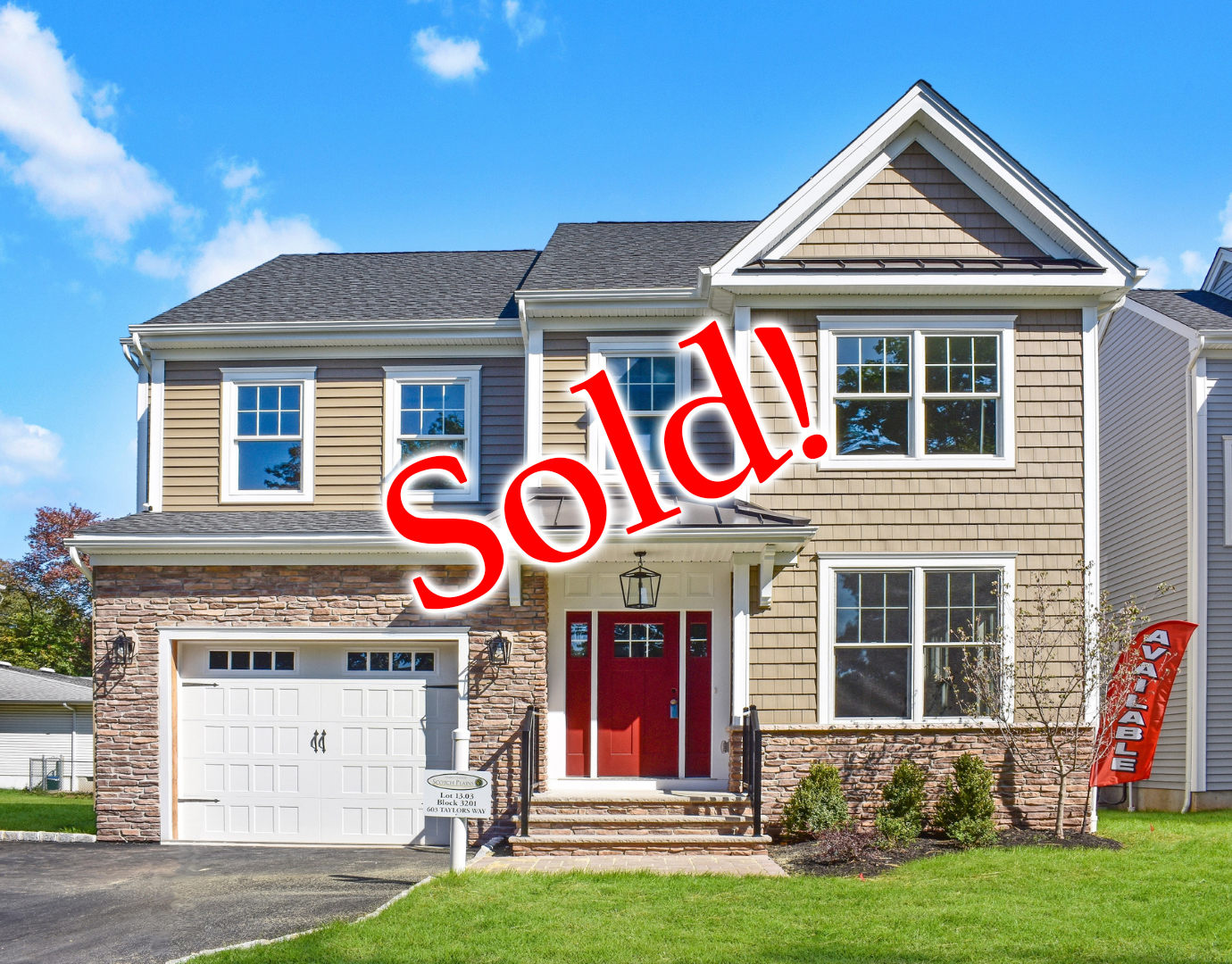 CC at Scotch Plains 603 Taylors Way SOLD