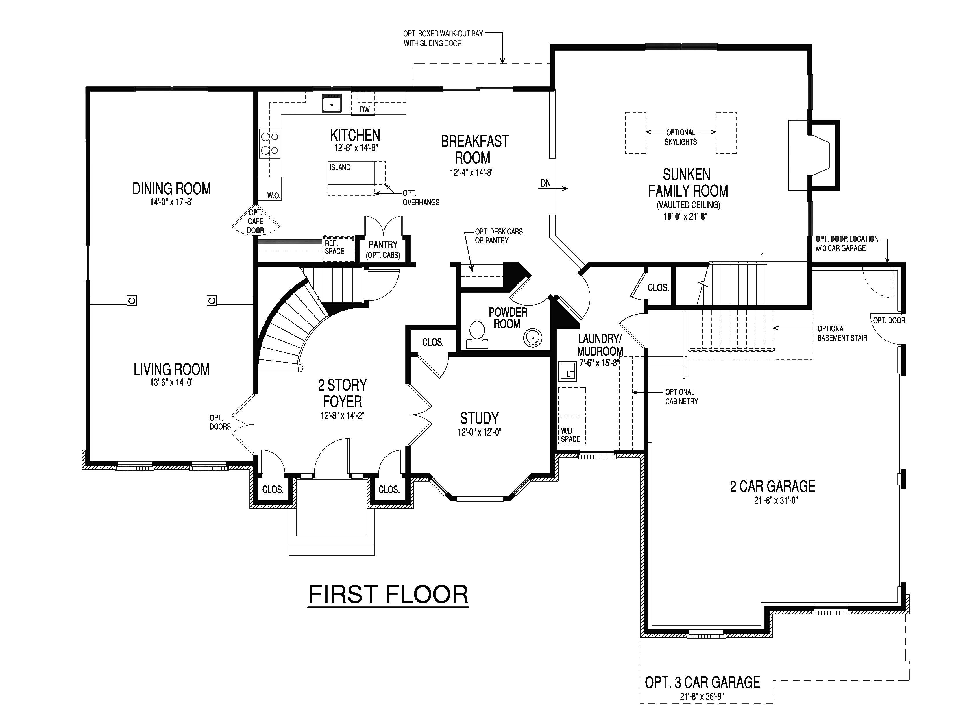 Classic Havilland First Floor