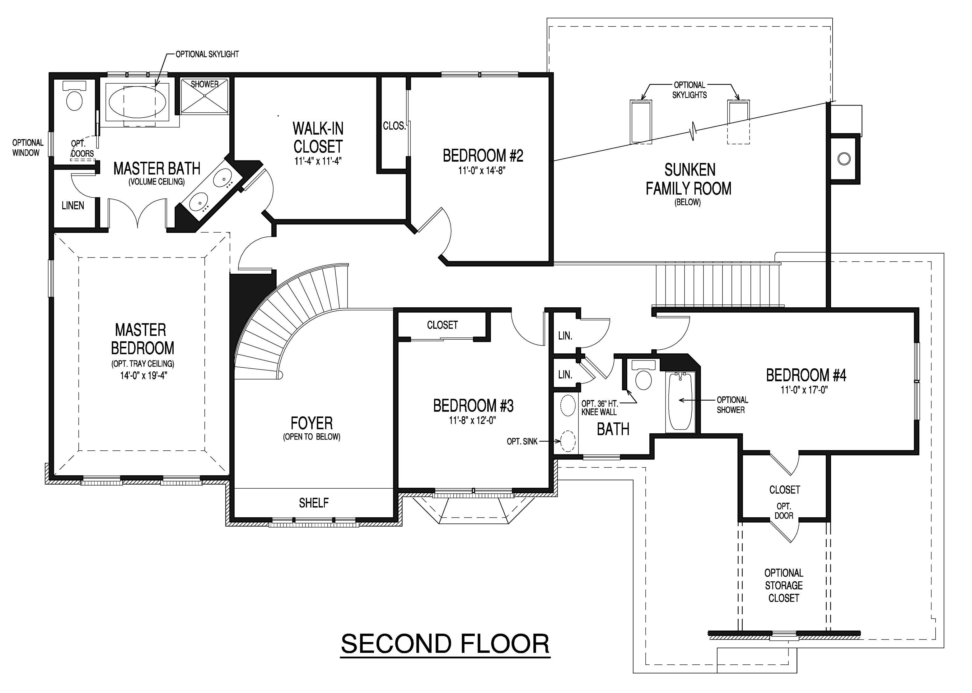 Classic Havilland Second Floor