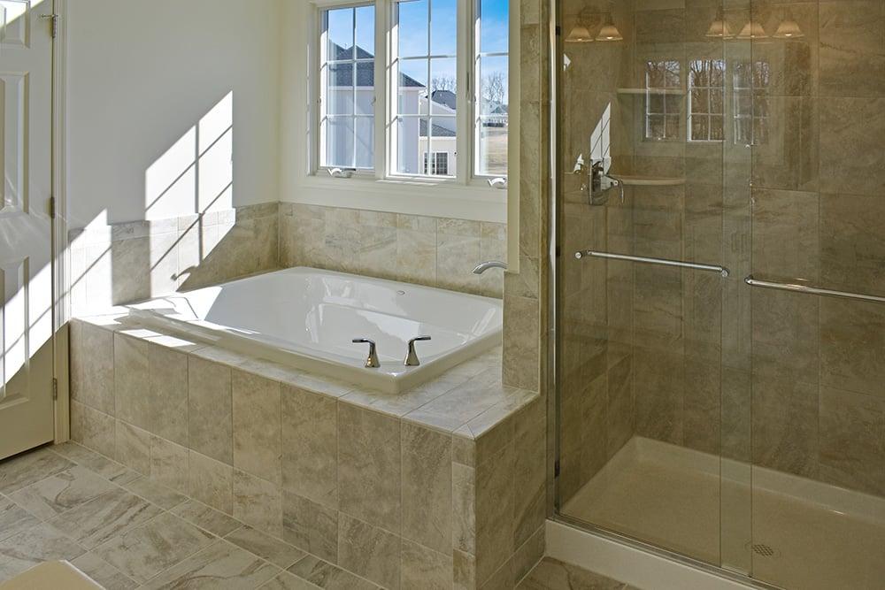 Master Bathroom 23 Murphy Drive Country Classics