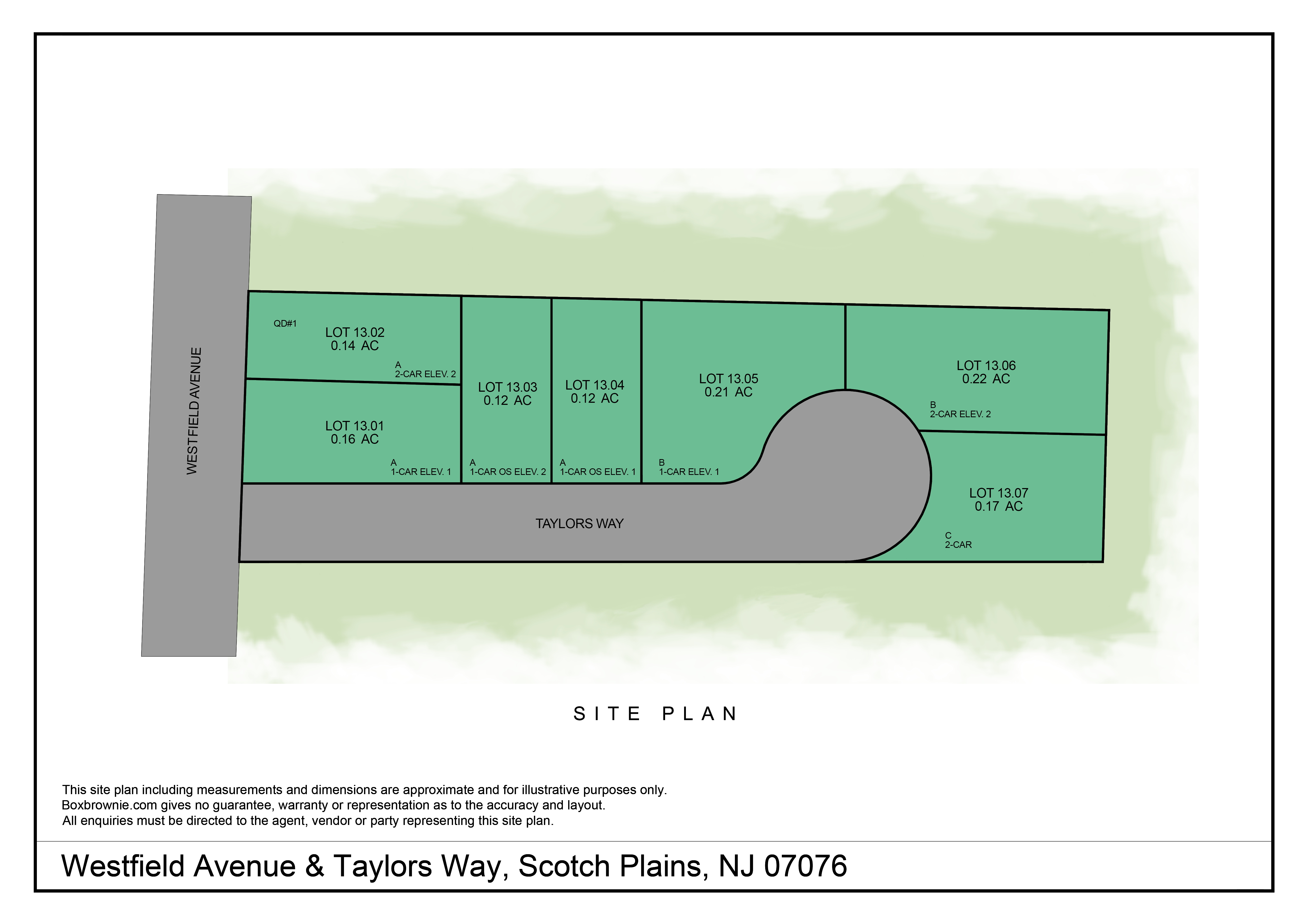 Site Map 05-31-2020