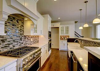 kitchen styles and options for your new jersey new home - New Kitchen Styles