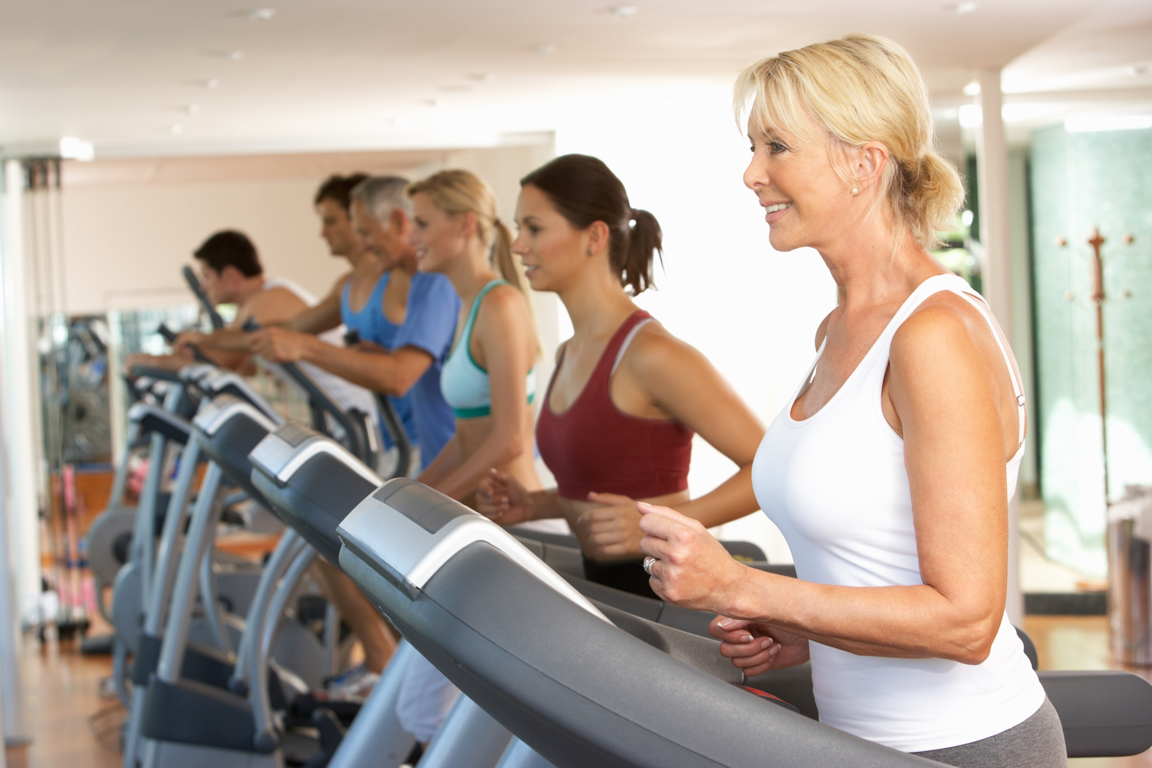 Fit for Life -- How a Daily Workout Makes a Difference