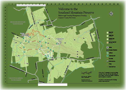 The Sourland Mountain Preserve: Enjoying Nature in Your Own Backyard