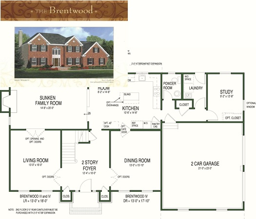 Home Builders Blog New Jersey NJ New Homes News – Advantage Home Builders Floor Plans