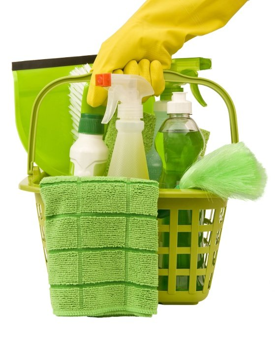 Spring Cleaning? Try These All Natural Tips