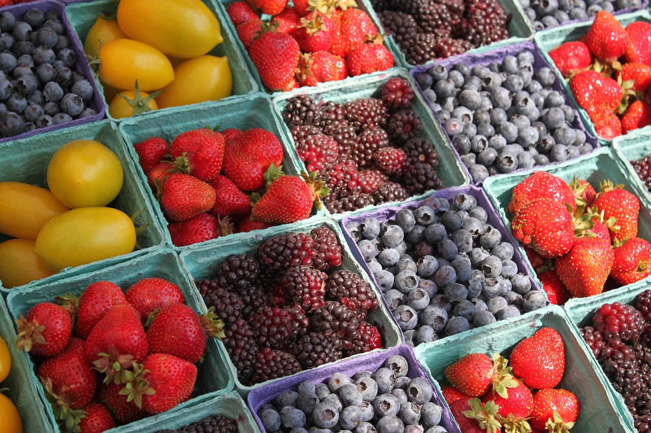 The Best Farmers Markets in New Jersey